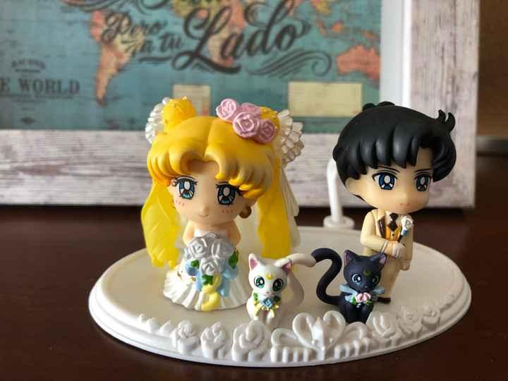 Ya tenemos nuestros muñecos de la tarta - 1