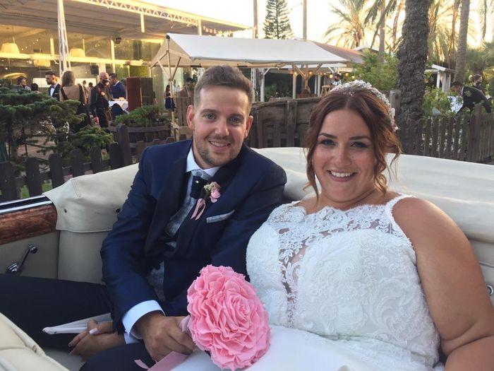 Finalmente casados en los tiempos de Covid!! 20