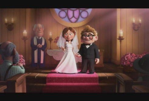 recien casados!