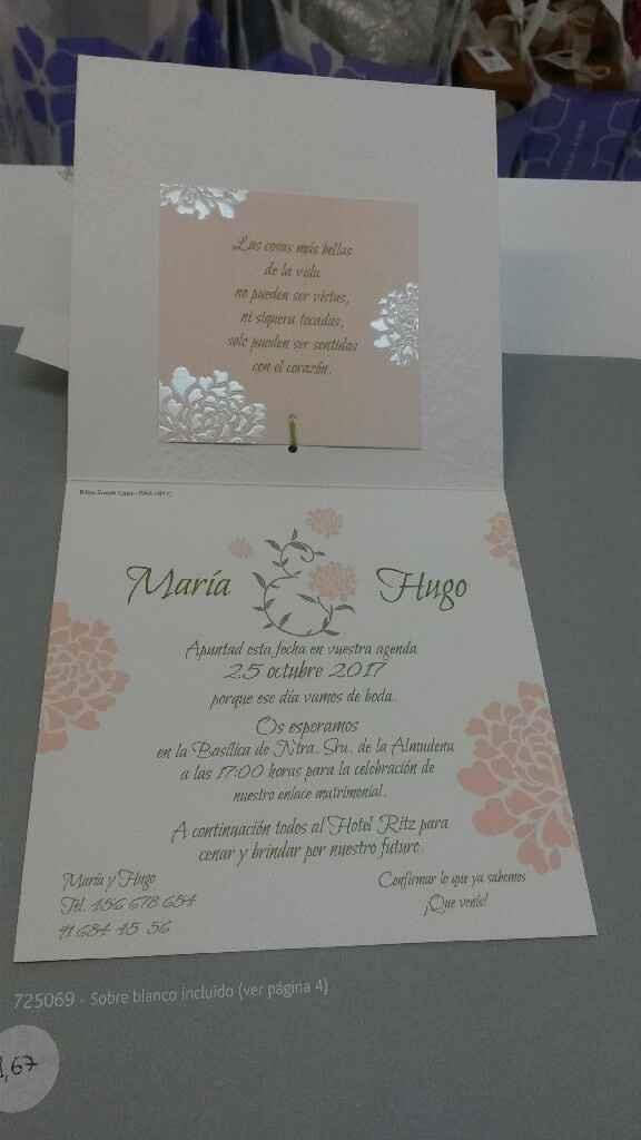 Entre dos invitaciones - 4