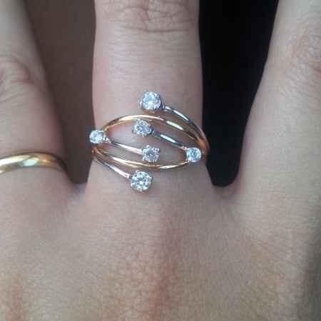 Mii anillo de compromiso - 1