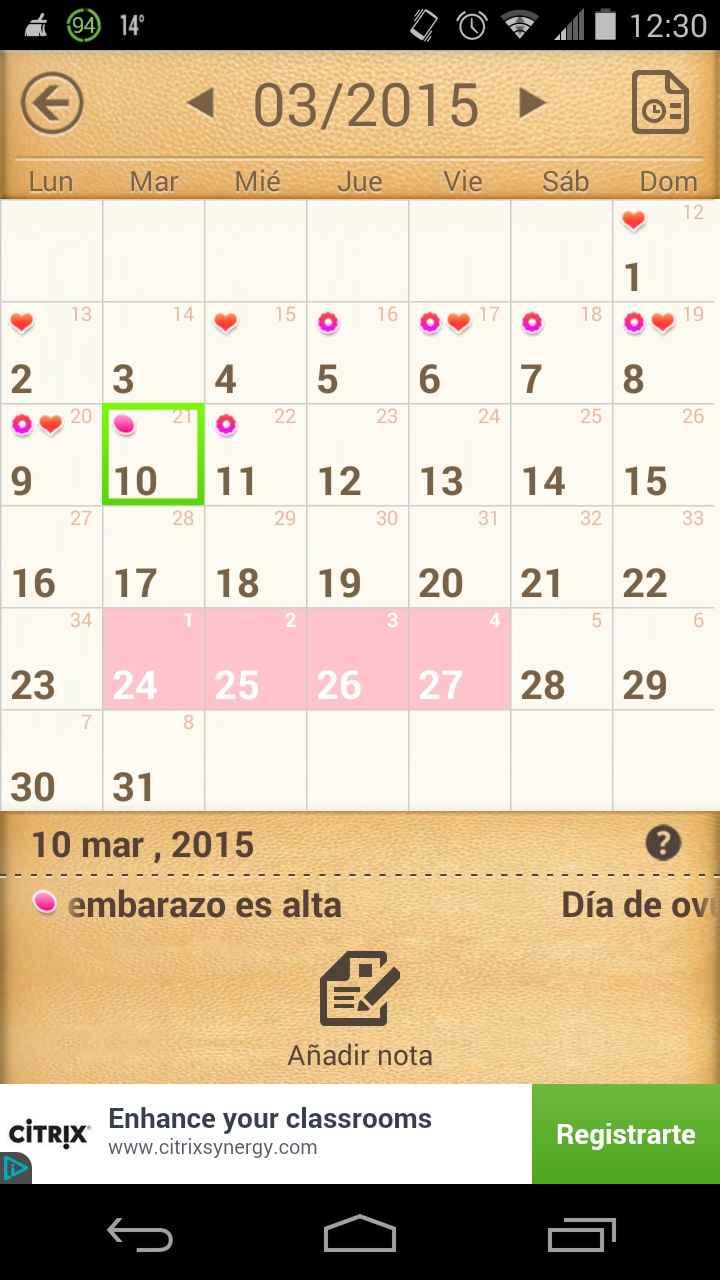 Buscadoras marzo 2015 - 1