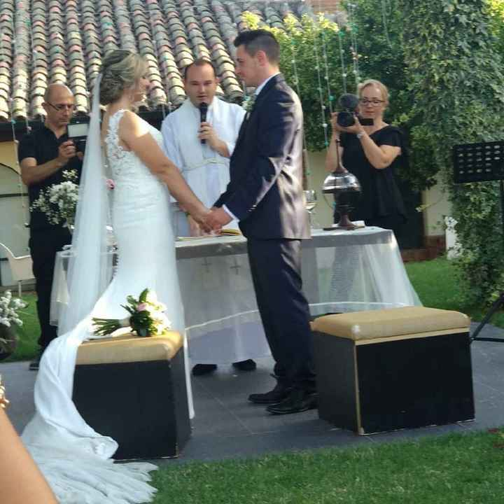 Felizmente casados!!!💏 - 1