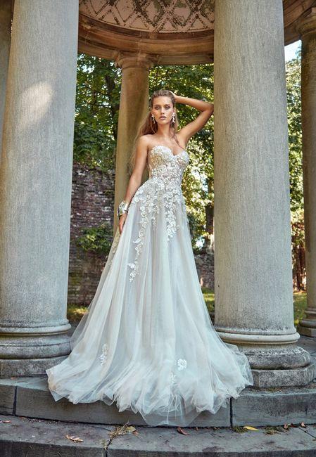 Precio vestido novia galia lahav