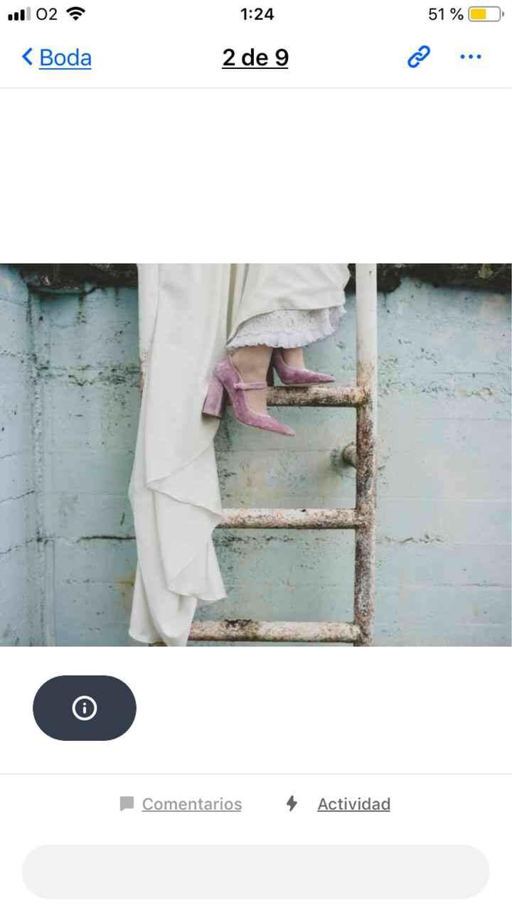 Ayuda!!!! Zapatos personalizados (málaga u online) - 1
