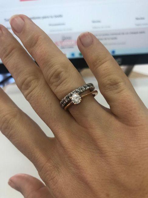 ¡Comparte una foto de tu anillo de pedida! 💍 3