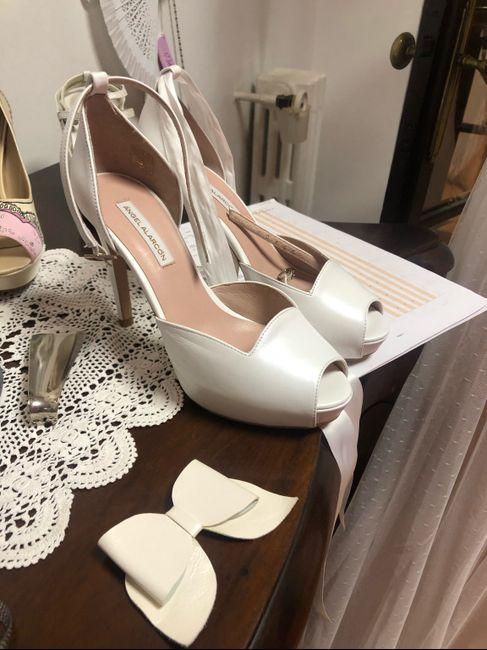 Nuevos zapatos 1