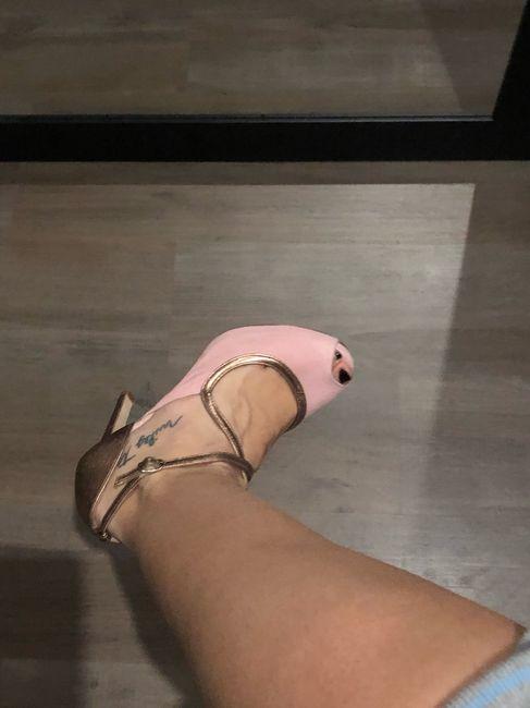 Mis zapatos, la historia interminable 1