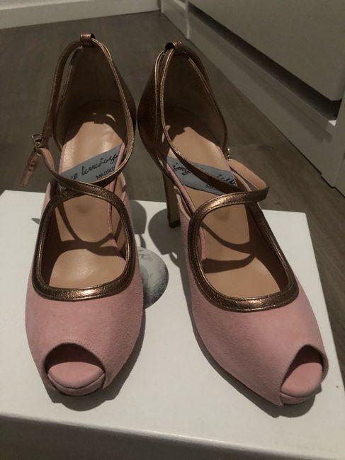 Mis zapatos, la historia interminable 2