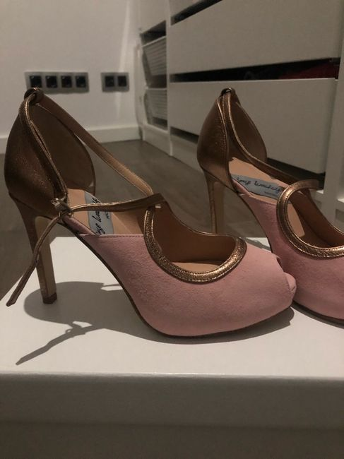 Mis zapatos, la historia interminable 3