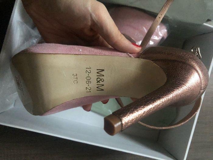 Mis zapatos, la historia interminable 6