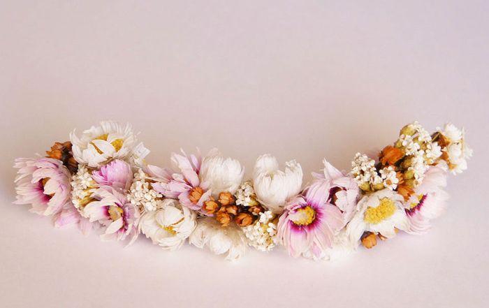 ¿Tocados joya y/o metálicos o florales? 4