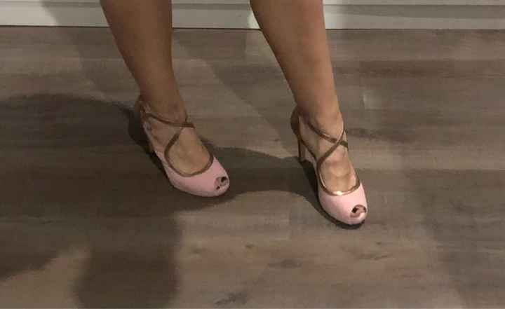 Más y más zapatos! - 1