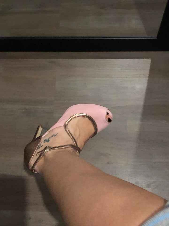 Más y más zapatos! - 2