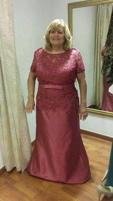 vestido madre de la novia barcelona (dónde ir?) - barcelona - foro
