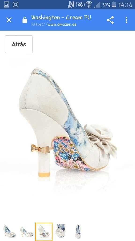 Zapatos irregular choice - 1