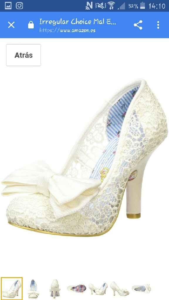 Zapatos irregular choice - 2