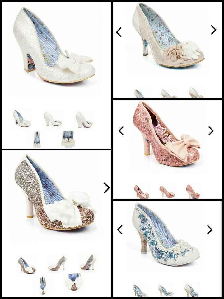 Zapatos irregular choice - 3