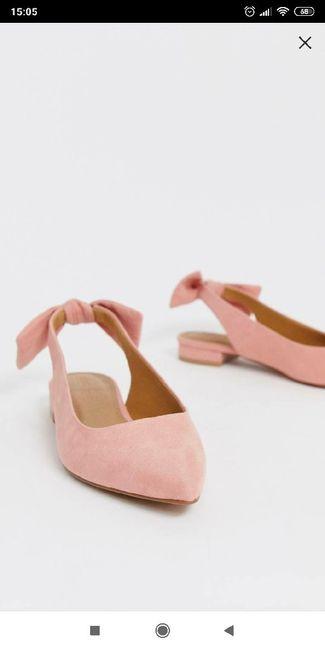 Zapatos planos o con muy poco tacón 2