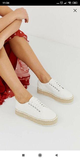 Zapatos planos o con muy poco tacón 5