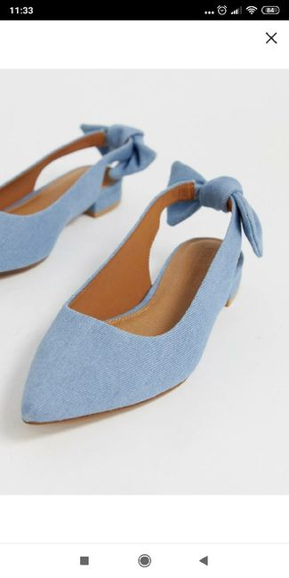 Zapatos planos o con muy poco tacón 6