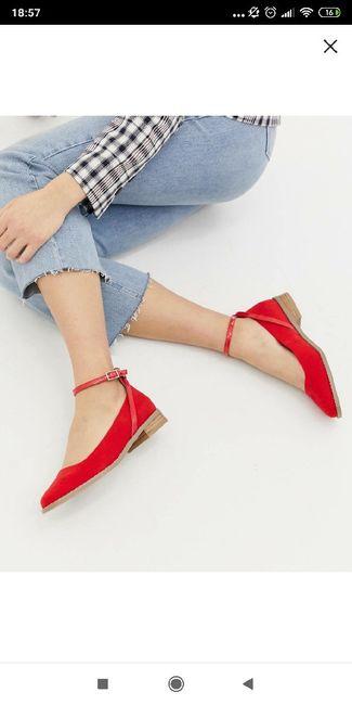 Zapatos planos o con muy poco tacón 8