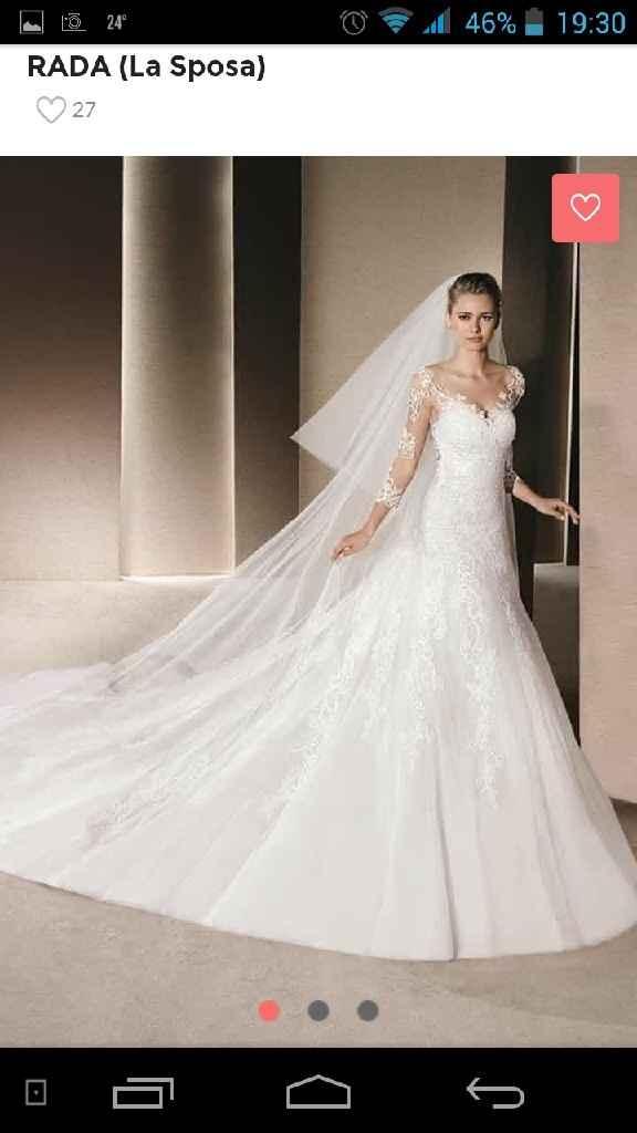 Vestidos de la sposa (valencia y alrededores) - 1