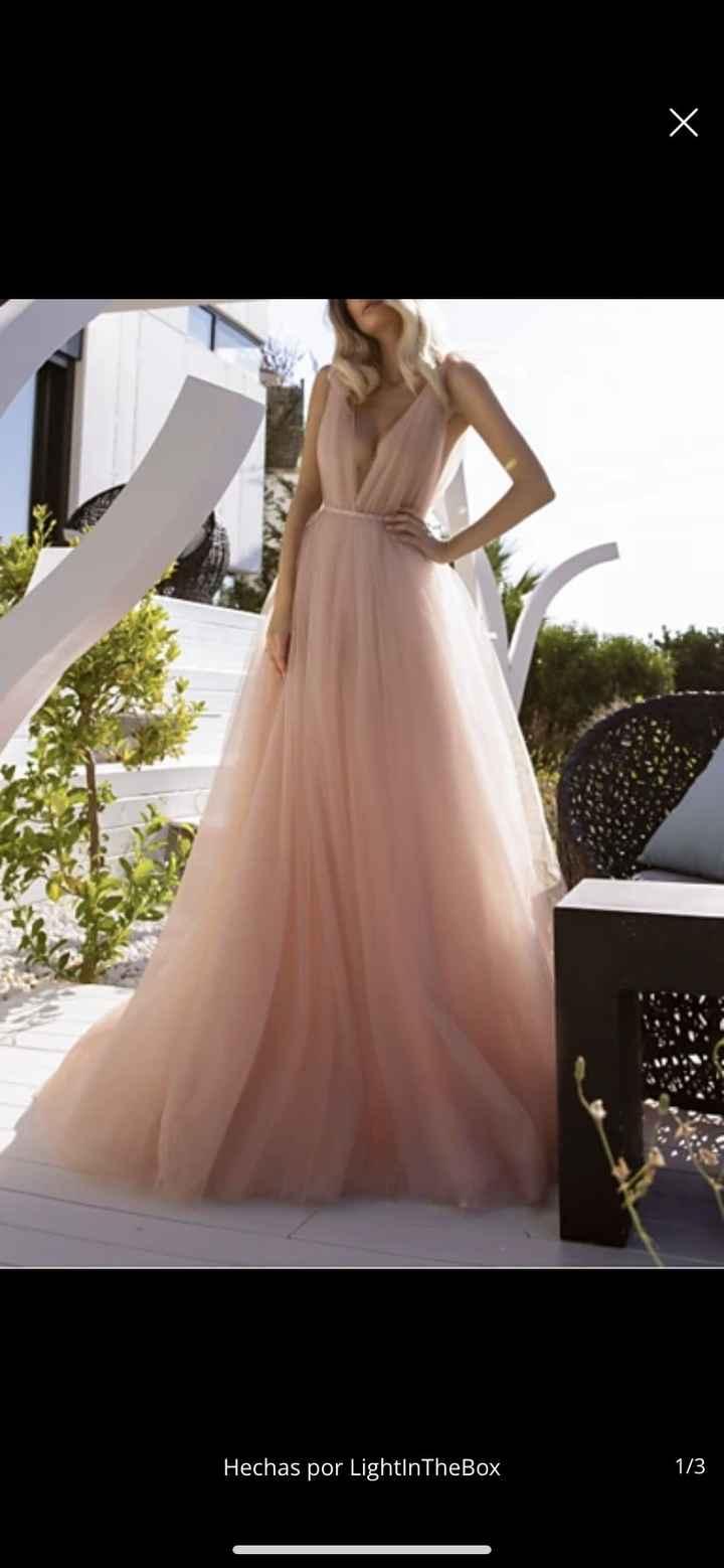 He visto este vestido . Espero referencias acerca de Lightinthebox - 1