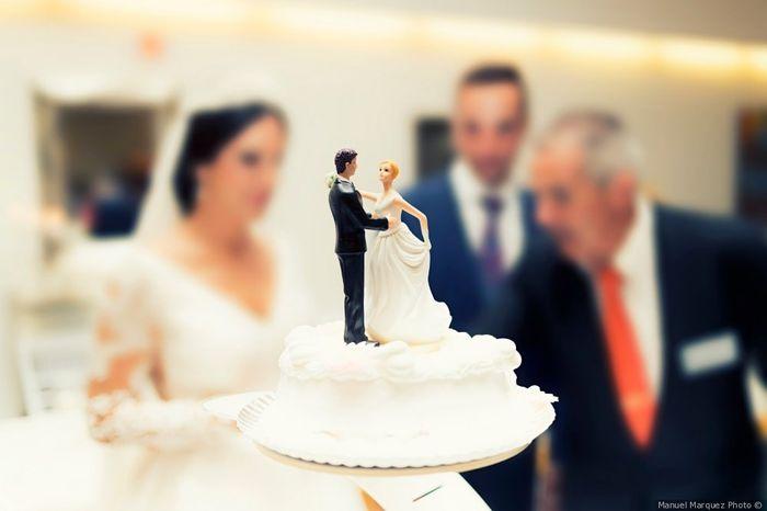 2 bodas, 2 TARTAS. ¿Cuál gana? 2