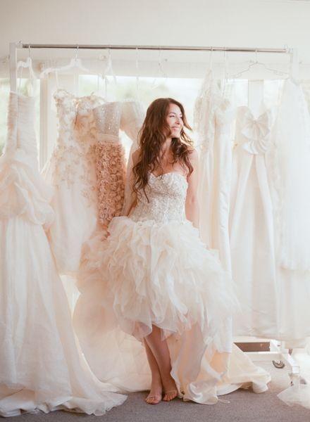 Comprar el vestido por internet. ¿A favor o en contra? 1
