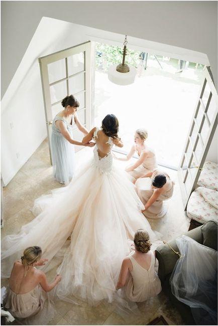 La mejor foto de boda: ¡la NOVIA! 2