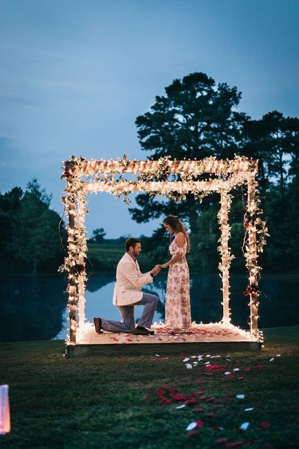 La mejor foto de boda: ¡la PEDIDA! 1