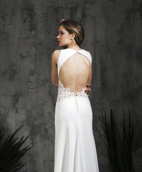 TOP 10 Espaldas de novia 3