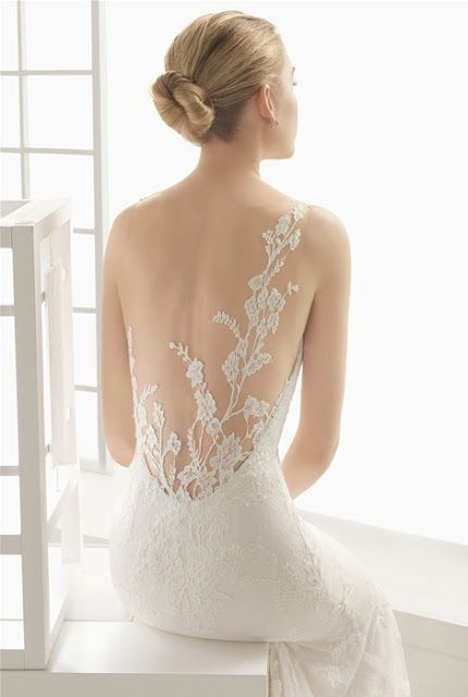 TOP 10 Espaldas de novia 9