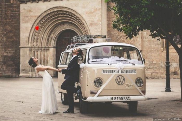 Elige EL COCHE a 24h de tu boda 🚗 3