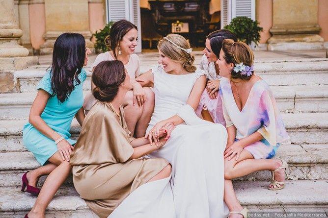 Ninguna invitada vestida de blanco: ¿Sí o No? 1