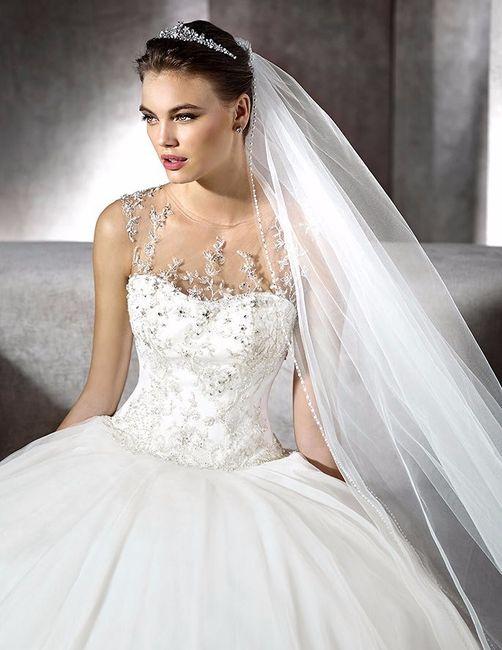 pedrería en tu vestido de novia: si o no? - moda nupcial - foro