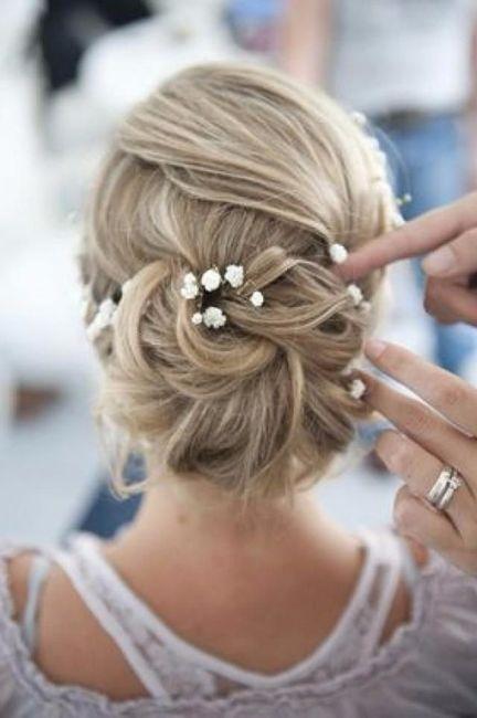 Peinados para tu boda los recogidos ms elegantes Belleza Foro