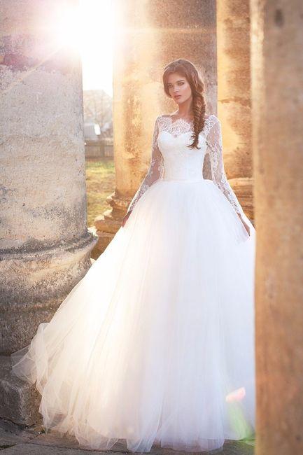 62c822a2b Vestidos de novias  Tendencia 2017-2018 - Foro Moda Nupcial - bodas ...