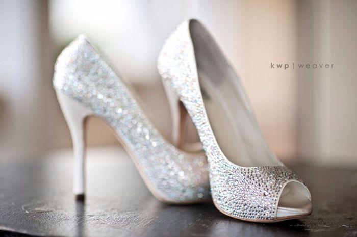 zapatos de novias: tendencia 2017-2018