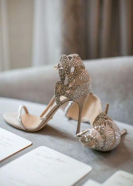 zapatos de novias: tendencia 2017-2018 - foro moda nupcial - bodas