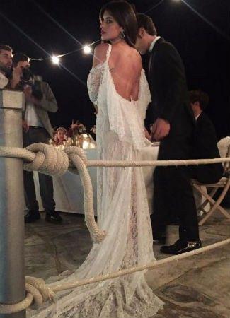 los vestidos de las novias famosas del 2016 - bodas famosas - foro