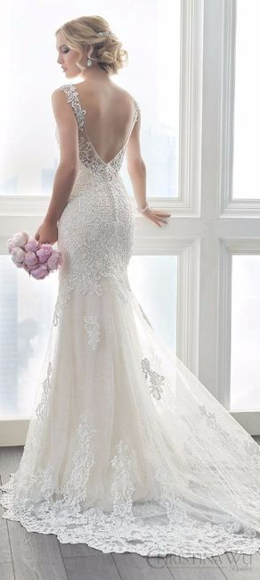 Amoureuse de cette... robe ! 1