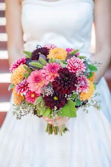 Le bouquet selon ta date de mariage 3