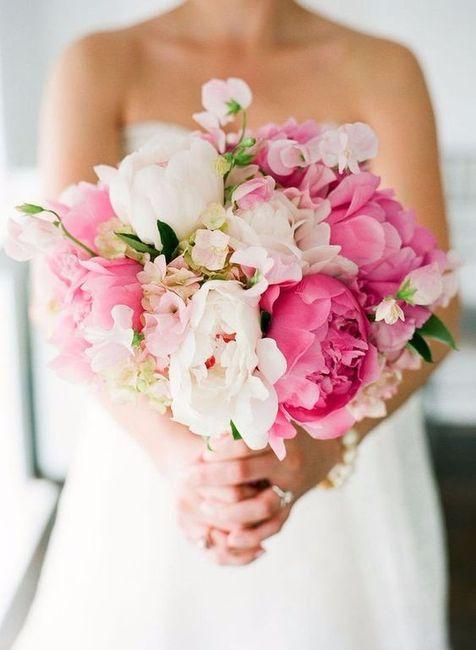 Le bouquet selon ta date de mariage 1