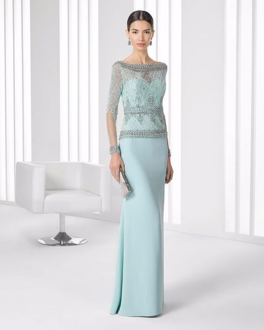f0bff4e2 3 vestidos para madrinas muy elegantes - Moda nupcial - Foro Bodas.net