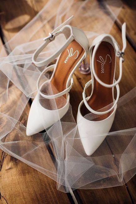 4) Zapatos