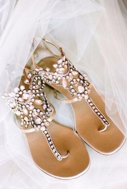 8) Zapatos