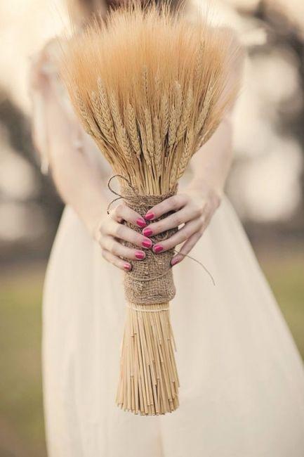 Este ramo...não quero no meu casamento! 1