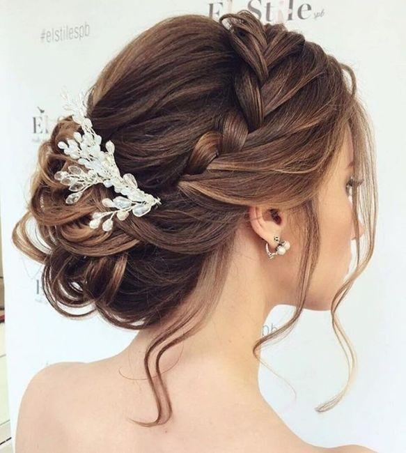 2) Peinado